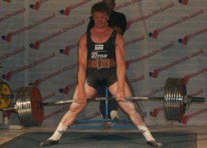 Чемпионат России 2012 по классическому пауэрлифтингу