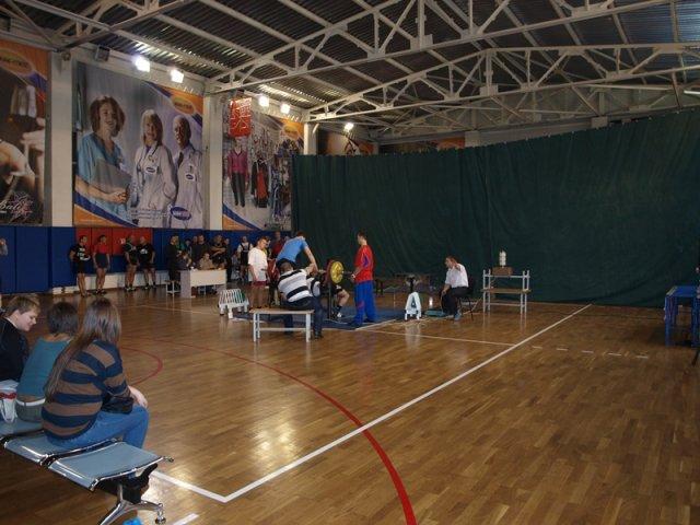 Чемпионат Спб по пауэрлифтингу