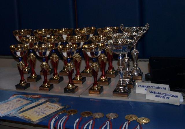 Открытый Всероссийский мастерский турнир «Белые Ночи-2012»